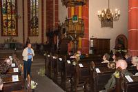 Besuch der Johanneskirche, Foto: A. Kachold