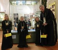 Keine Nachwuchssorgen - kleine Franziskaner In Aktion
