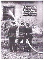 """Plakatfoto zur Sonderausstellung """"FEUER; FEUER!"""", Quelle: Stadtmuseum"""